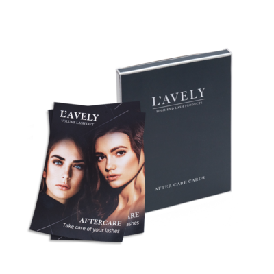 L'Avely After Care Cards  (NL)